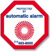 automatic alarm shield